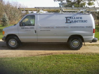 Ellice Electric Inc - Electricians & Electrical Contractors