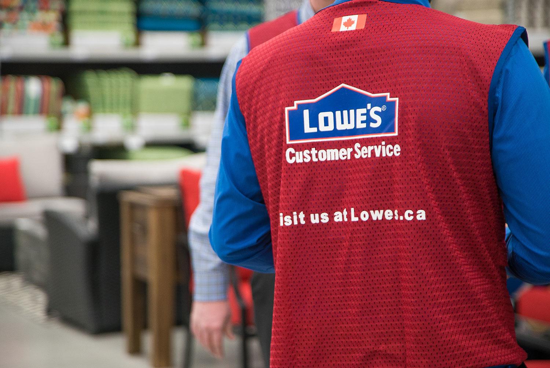 Lowe's Home Improvement - Merchandise Warehouses