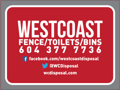 West Coast Disposal - Bulky, Commercial & Industrial Waste Removal