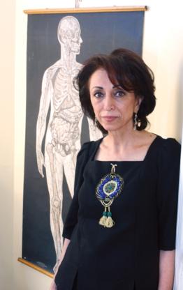 Dr Tahmineh Nikookar - Acupuncturists