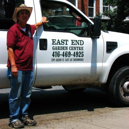 East End Garden Centre & Hardware - Landscape Contractors & Designers - 416-469-4925