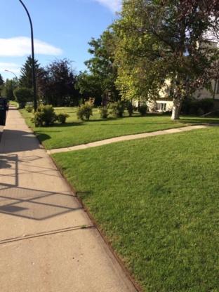 Lou Lou Enterprise - Lawn Maintenance - 587-377-7144