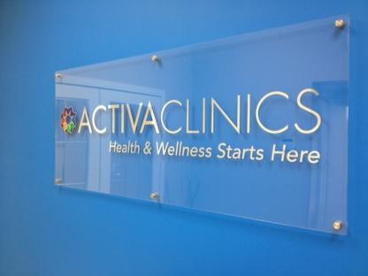 Activa Clinics - Health Care & Hospital Consultants - 905-826-2100