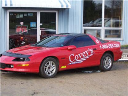 Covey's Auto Recyclers Ltd - Accessoires et pièces d'autos d'occasion - 1-877-228-2360