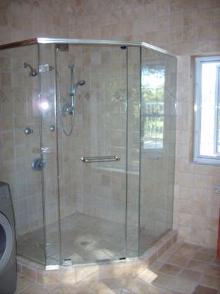 Vitrerie JFR - Portes et cabines de douches - 450-841-2654