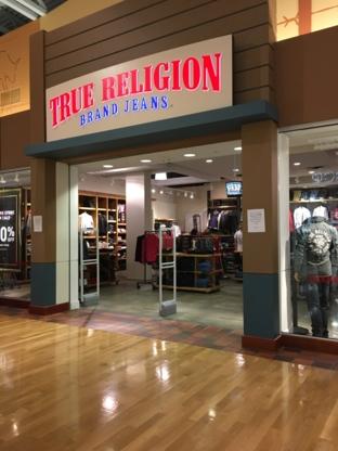 True Religion Brand Jeans - Magasins de vêtements pour femmes