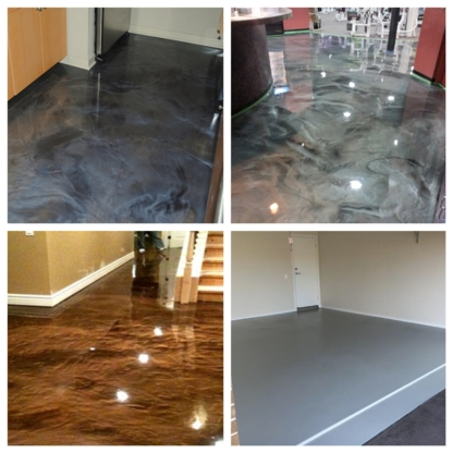 Superior Concrete Flooring - Concrete Contractors - 647-710-5034