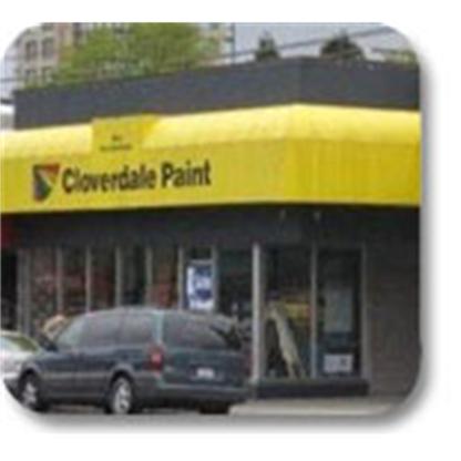 Cloverdale Paint - Paint Stores - 604-731-5858