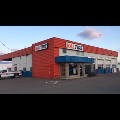 Kal Tire - Tire Retailers - 780-875-9842