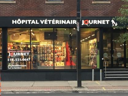 Hôpital Vétérinaire Journet - Vétérinaires - 514-521-0647