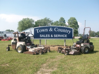 View Town & Country Sales & Service's Flamborough profile