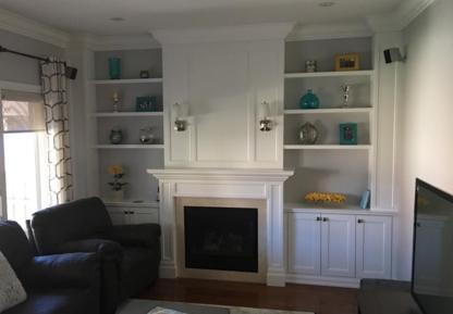 Carrassi Kitchens - Kitchen Cabinets - 416-831-4685
