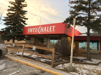 Swiss Chalet - Fast Food Restaurants - 403-273-7070