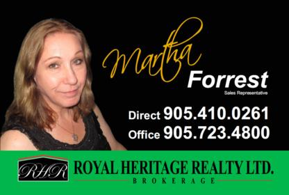 Martha Forrest Real Estate - Real Estate Agents & Brokers