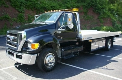 A J Towing - Vehicle Towing - 204-997-1080