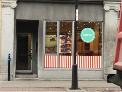 Crémy Pâtisserie Inc - Pastry Shops
