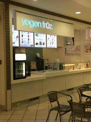 Yogen Früz - Ice Cream & Frozen Dessert Stores