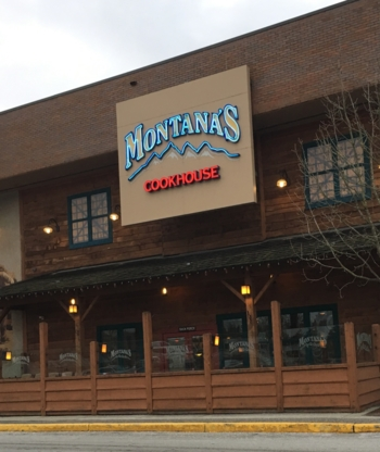 Montana's - Restaurants américains - 604-472-7772