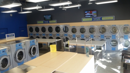 Flowertown Laundrymat And Drycleaning - Laundromats - 905-456-2727