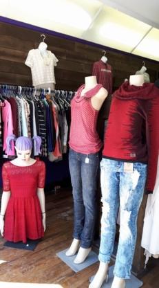 Les Trouvailles des 2 Fripées - Second-Hand Clothing - 438-270-0264