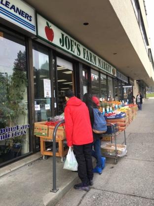 Joe's Farm Market - Fruit & Vegetable Stores