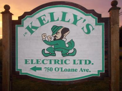 Voir le profil de Kelly's Electric Ltd - Dublin