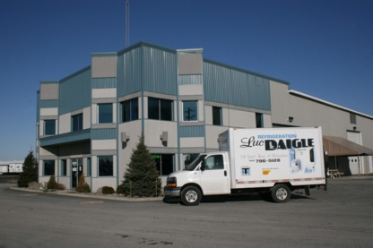 View Refrigeration Luc Daigle Inc's Huntingdon profile
