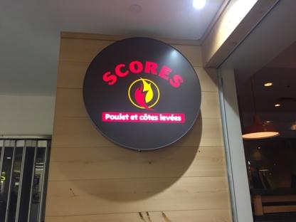 Scores Rotisserie - Rotisseries & Chicken Restaurants - 514-636-6060