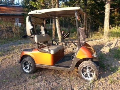 Cariboo Carts Plus - Golf Cars & Carts