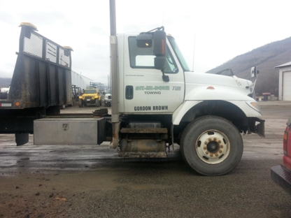 Git-Er-Done Towing - Vehicle Towing - 250-852-0781