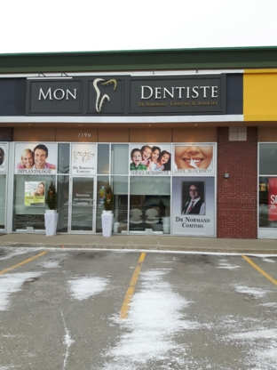 Mon Dentiste Dr Normand Comtois & Ass - Dentists - 514-364-6458