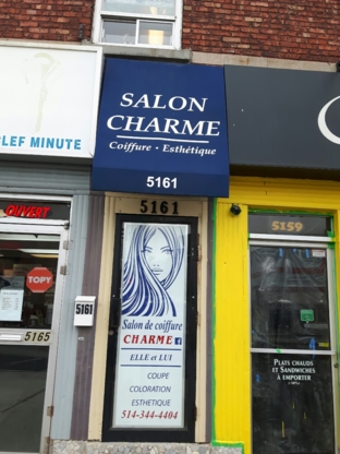Salon Esthétique Charme - Hairdressers & Beauty Salons