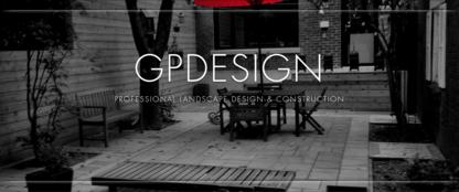 GP Design - Landscape Contractors & Designers - 514-961-9628