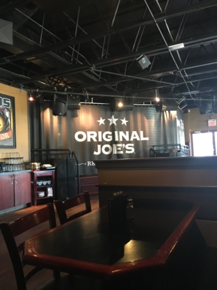 Original Joe's - Restaurants - 403-452-6449