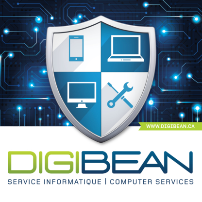 Digibean - Computer Repair & Cleaning - 514-634-6000