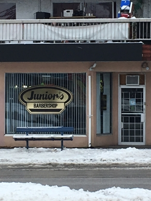 Junior's Barbershop - Barbiers - 604-436-7708