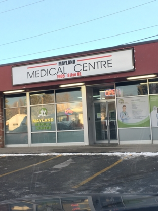 Mayland Medical Centre - Hospitals & Medical Centres - 403-242-1188