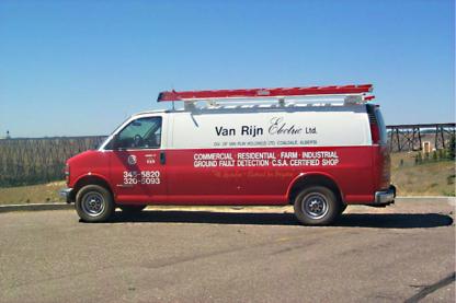 Van Rijn Electric Ltd - Irrigation Systems & Equipment