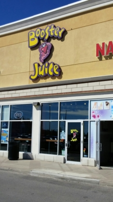 Booster Juice - Fruit & Vegetable Juices - 905-655-6487