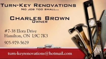 Turn-Key Renovations - General Contractors