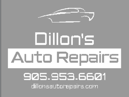 Dillon's Auto Repairs - Car Repair & Service - 905-953-6601