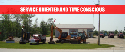 Jones Contracting - Septic Tank Installation & Repair