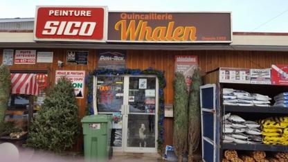 Location d'Outils VDM Inc Quincaillerie Whalen - Hardware Stores - 819-457-9000