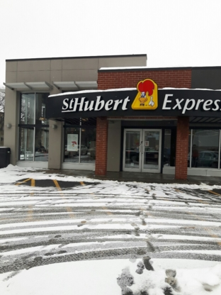 St-Hubert Express - Rôtisseries et restaurants de poulet - 514-385-5555