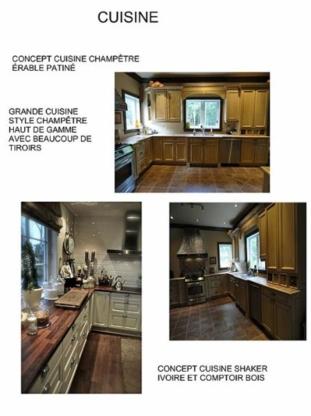 Signature Johanne Lamothe - Interior Designers - 514-603-2973