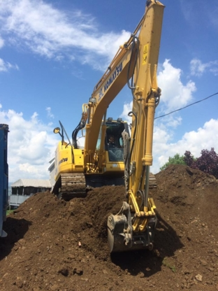 Excavation EXT Inc - Excavation Contractors - 418-991-3001