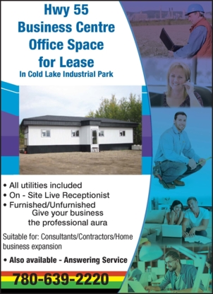 RLM Business Centre - Office & Desk Space Rental - 780-826-0514