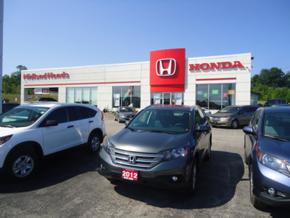 Midland Honda - Car Leasing - 705-526-1344