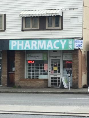 Metrocare Pharmacy - Pharmacies - 604-568-1222