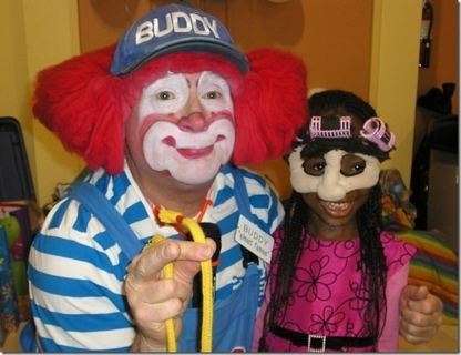 A Couple Of Real Clowns Buddy Or Button - Family Entertainment